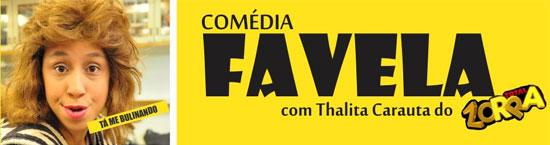 Teatro Favela, com Thalita Carauta, em Salto