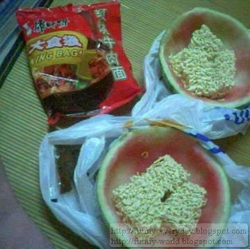 西瓜泡麵 (3)