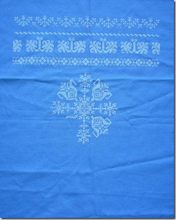 blauw-wit-borduren