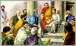 Jesus e os Doutores da Lei