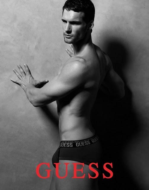 Guess Underwear 2011 - Tomas Skoloudik5