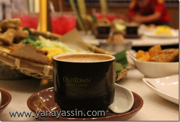 My Dulang Ramadan Old Town White Coffee  111