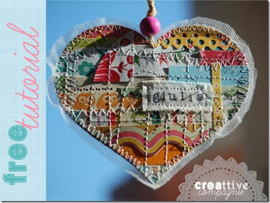 creattive compagnie - free tutorial scrap