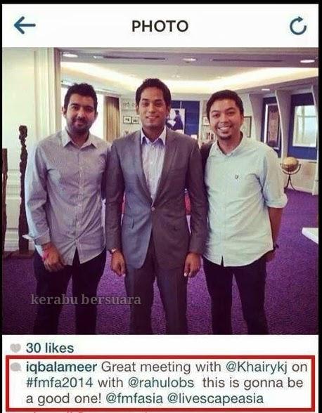 Khairy Dan KBS Turut Terlibat Dengan Konsert Maksiat Di Bukit Jalil?