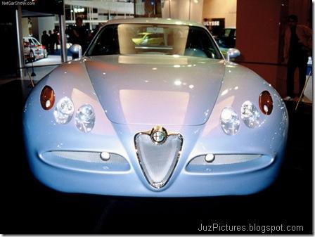 Alfa Romeo Nuvola Concept1