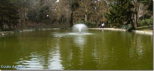 Estanque - La Quinta de los Molinos - Madrid