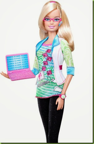 barbie web designer