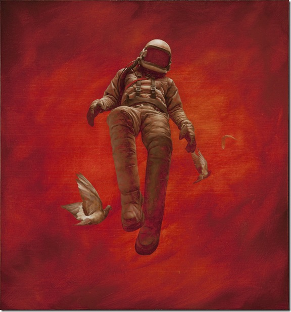 Jeremy-Geddes-The Red Cosmonaut