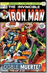 P00202 - El Invencible Iron Man #58