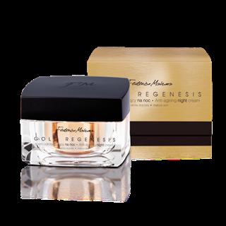 FM kn2 I Подмладяващ нощен крем Gold Regenesis (Anti-ageing night cream)