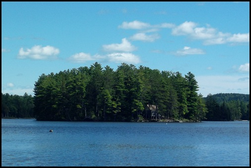 Moxie Falls & Moose Ponds 164