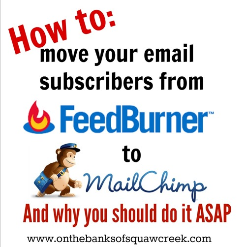 feedburnertomailchimptutorial