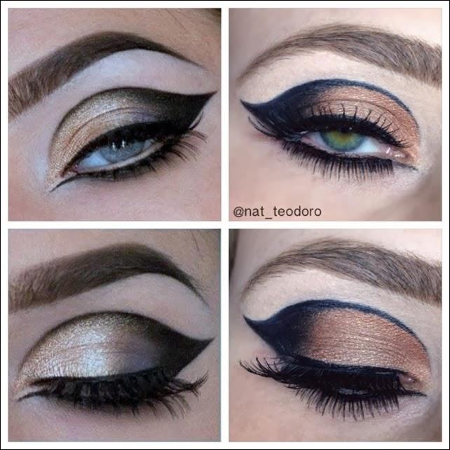makeup inspiração