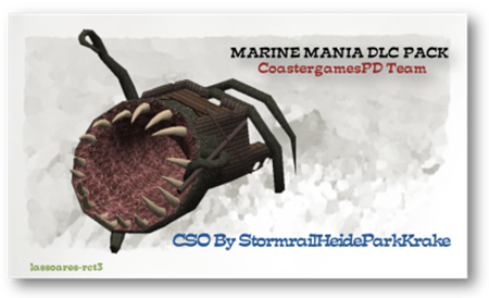 CSO By StormrailHeideParkKrake in Marine Mania Pack (CoastergamesPD Team) lassoares-rct3