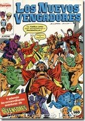 P00015 - Los Nuevos Vengadores #15