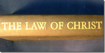Law-of-Christ