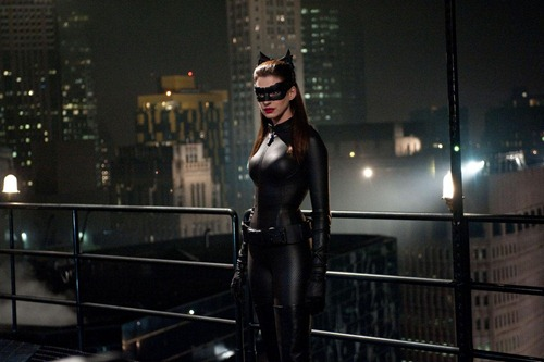 Catwoman - Dark Knight Rises