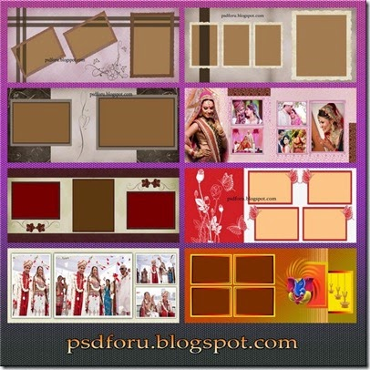 Indian Wedding Album Templates Free Download Free Download Indian Wedding