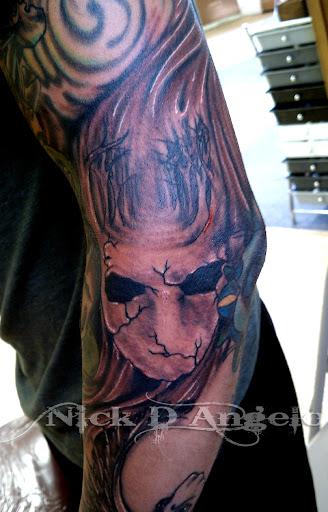 kat von d face tattoos