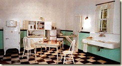 1930 kitchen