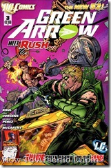 P00003 - Green Arrow #3 - Green Ar