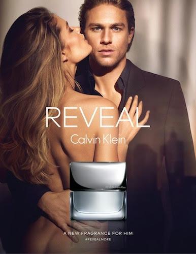 Charlie Hunnam pour Calvin Klein