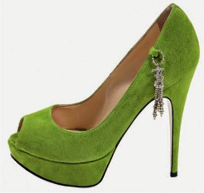 zapato-de-plataforma-verde