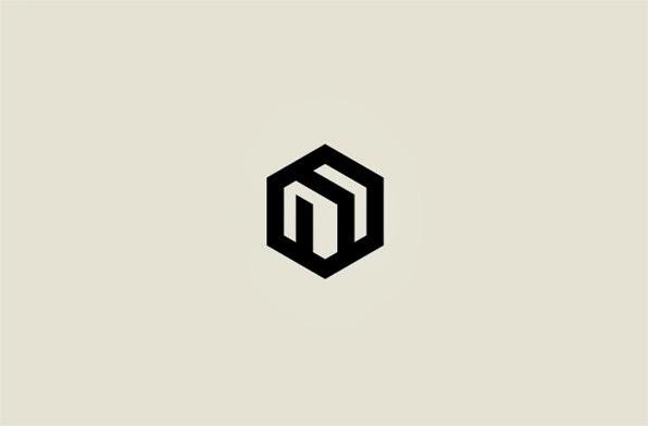 22 ejemplos de hermosos logotipos con estilo ultra minimalista 5