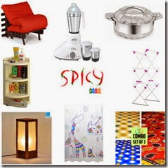 Buy Maharaja Mixer Grinder Rs.1404, Cipla Corner-Ivory Rs.575, Leroy Single Futon Rs.7999 and more: Pepperfry