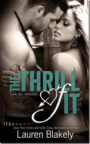 The Thrill of It by Lauren Blakely for Oct 16 cover reveal