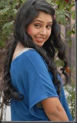 Cute Neethi Taylor Pictures at Pelli Pustakam Press Meet