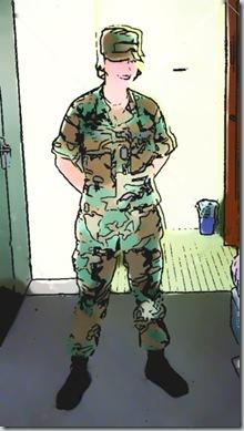 military Me