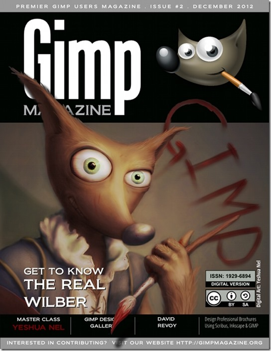 GIMP-Revista