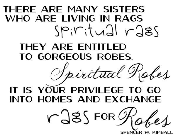 spiritual robes copy