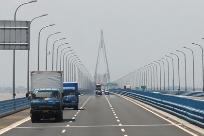 Hangzhou Bay Bridge 005
