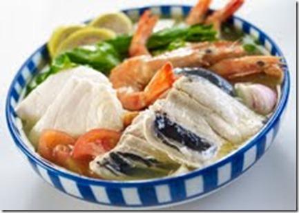 Seafood Sinigang Sa Miso