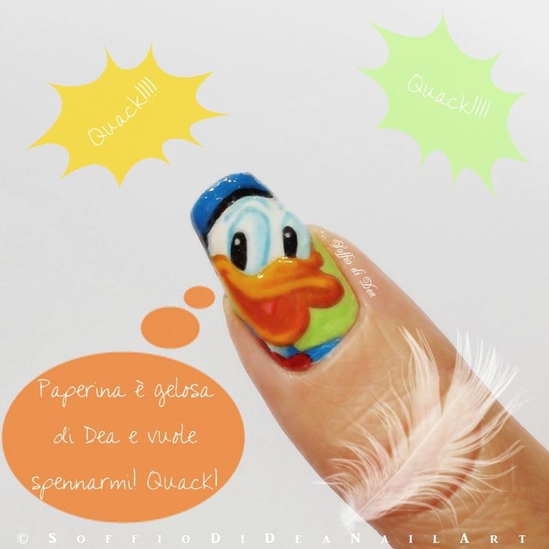 Nail-Art-Paperino-soffio-di-dea-cartoons-9