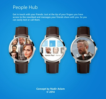 Windows Smart Watch