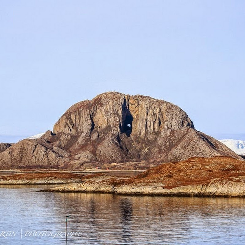 Torghatten - The Mountain With A Hole Through It