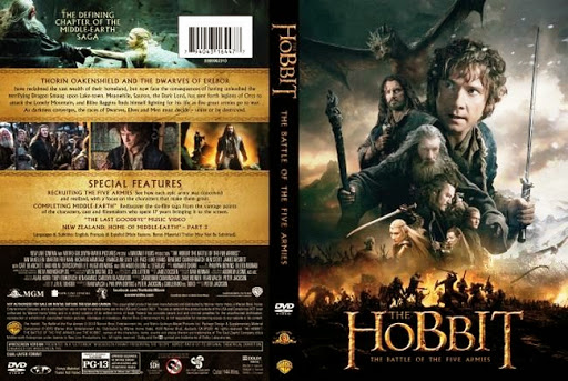 The Hobbit: The Battle Of The Five Armies – Latino