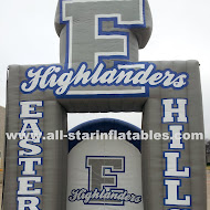 Eastern Hills Highlanders Inflatable arch.jpg
