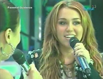 miley cyrus on eat bulaga