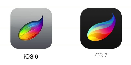 Procreate ios6 ios7