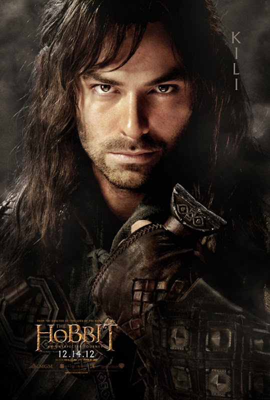 poster-kili-hobbit-desbaratinando