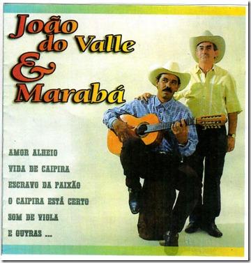João do vale e Marabá
