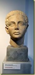 Aphrodisias Statue Boys Head