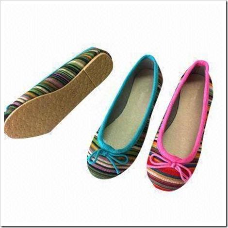 Ballerina-Flat-Shoes