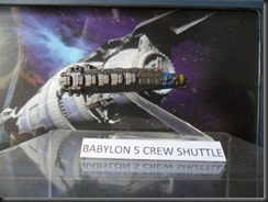 BABYLON 5 SHUTTLE (PIC 1)