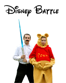 DisneyBattle