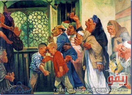 محسن أبو العزم عالم ريفو 28